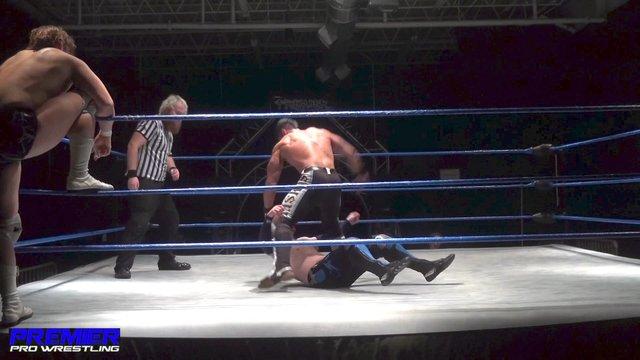 Chase Gosling & Semsei  vs. Charlie Hustle & Ventura - Premier Pro Wrestling PPW #326