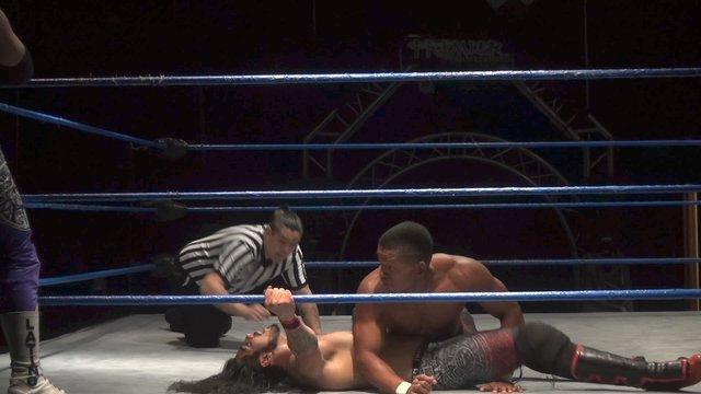 Jose Acosta (c) vs. Matt Vine vs. Iniestra vs. Tim Castle - Premier Pro Wrestling PPW #327