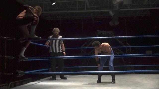 Pancho vs. Ultimo - Premier Pro Wrestling PPW #327