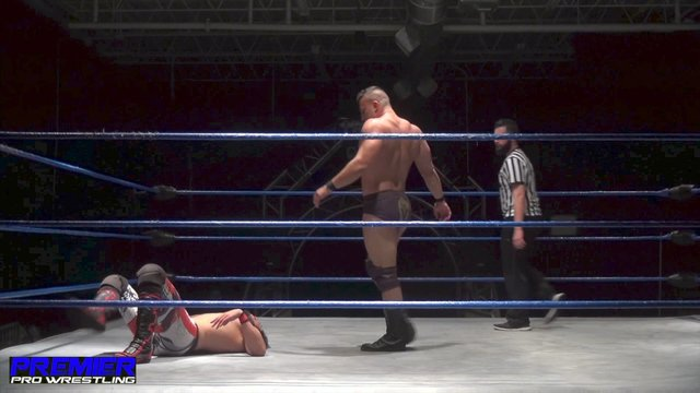 Matt Vine vs. Semsei vs. Jose Acosta - Premier Pro Wrestling PPW #328
