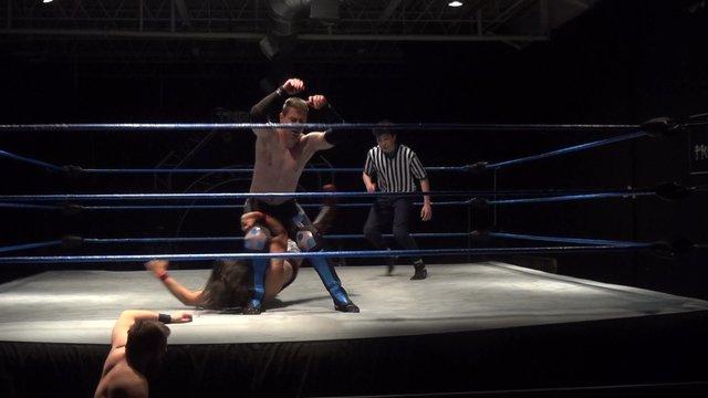 Not Bad Chad (c) vs. Jose Acosta vs. Charlie Hustle - Premier Pro Wrestling PPW #329