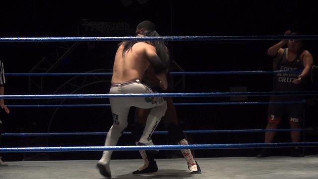 Iniestra & Pancho vs. Tim Castle & Eddie Cruz - Premier Pro Wrestling PPW #329