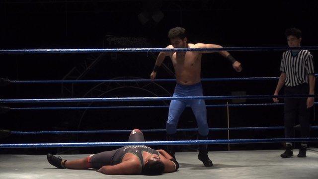 Pancho vs. Eddie Cruz - Premier Pro Wrestling PPW #329