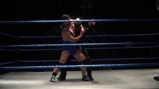 Uncle Nate vs. Zero-Gold - Premier Pro Wrestling PPW #329