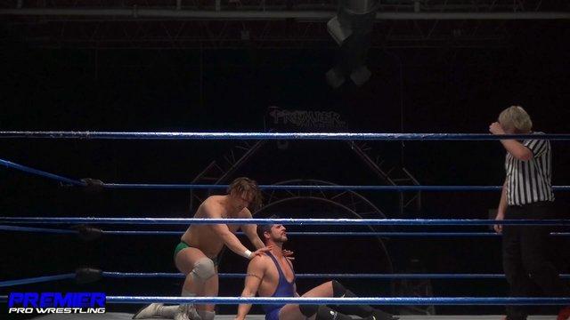 Chase Gosling vs. Uncle Nate - Premier Pro Wrestling PPW #329