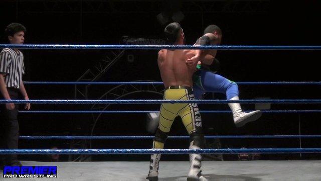 Semsei vs. Ultimo - Premier Pro Wrestling PPW #330