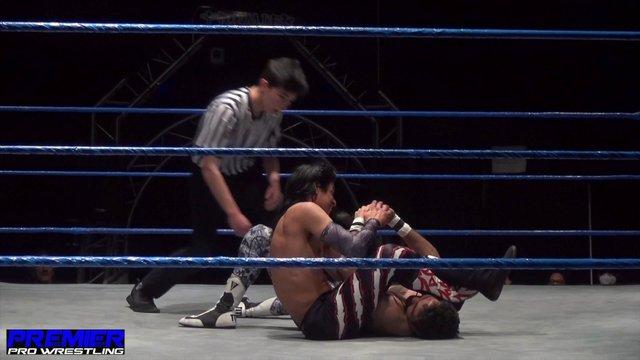 Pancho vs. Ventura - Premier Pro Wrestling PPW #330