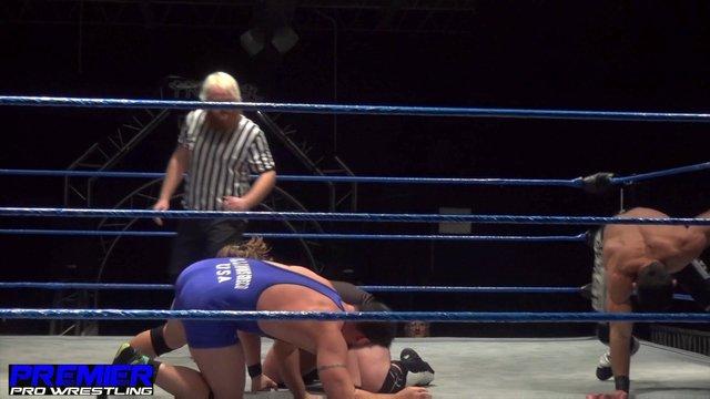 Semsei vs. Uncle Nate vs. Slick Willy - Premier Pro Wrestling PPW #331