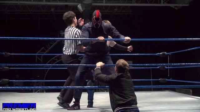 Charlie Hustle vs. Psycho Spawn - Premier Pro Wrestling PPW #332