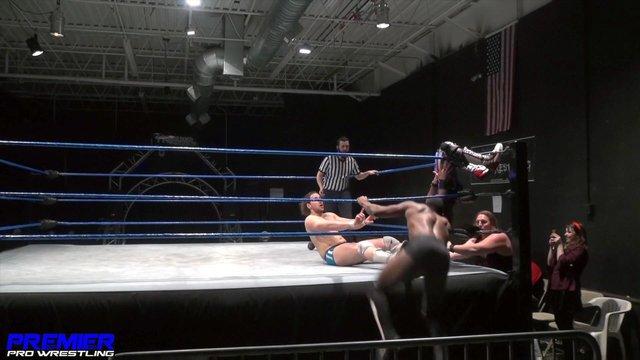 Chase Gosling & Semsei vs. Slick Willy & Tim Castle - Premier Pro Wrestling PPW #332
