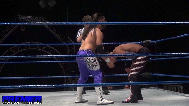 Iniestra vs. Ventura - Premier Pro Wrestling PPW #333