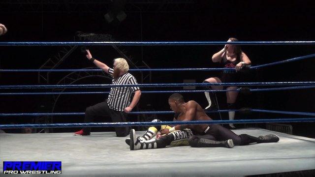 Semsei & Ultimo vs. Slick Willy & Tim Castle - Premier Pro Wrestling PPW #333