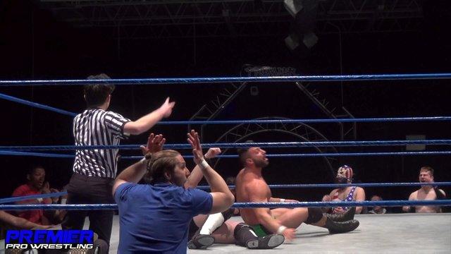Armageddon Gauntlet - Premier Pro Wrestling PPW #334