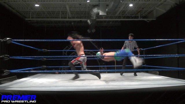 Jose Acosta vs. Ultimo - Premier Pro Wrestling PPW #338