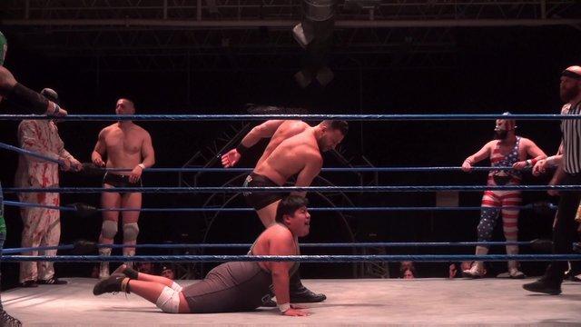 9 Man Elimination Match - Premier Pro Wrestling PPW Reckoning