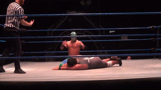 Ultimo Pachuco vs. Eddie Cruz - Premier Pro Wrestling PPW #341