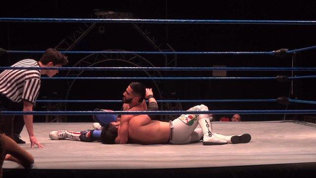 Iniestra vs. Semsei - Premier Pro Wrestling PPW #341