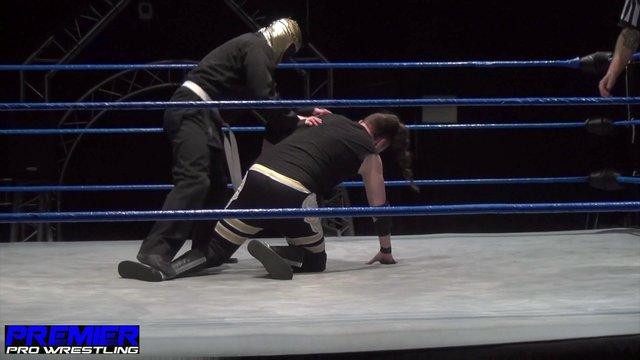 Brother Dave vs. Zero-Gold - Premier Pro Wrestling PPW #342