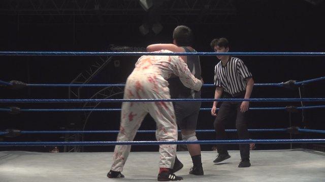 Eddie Cruz vs. Psycho Spawn  - Premier Pro Wrestling PPW #343
