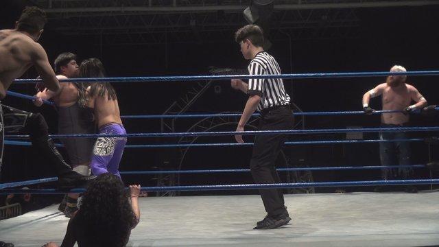 Iniestra & Pancho vs. Eddie Cruz & Moondog Murphy - Premier Pro Wrestling PPW #343