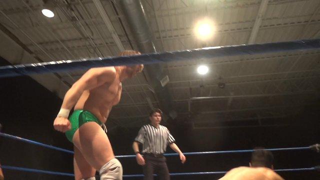 Iniestra & Pancho vs Chase Gosling & Ventura - Premier Pro Wrestling PPW Resilience