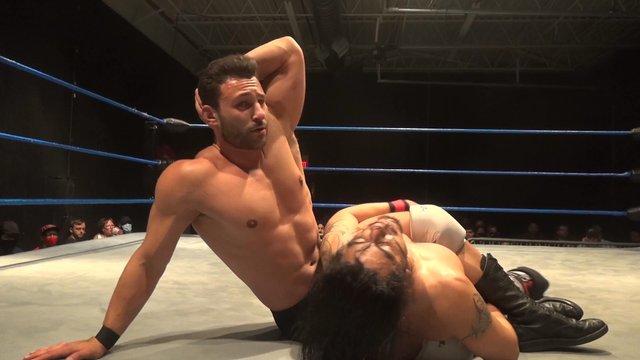 Jose Acosta (c) vs. Matt Vine - Premier Pro Wrestling PPW Resilience