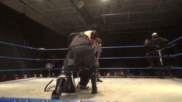 Eddie Cruz & Moondog Murphy vs. Zero-1 & Zero-Gold - Premier Pro Wrestling PPW Resiliance