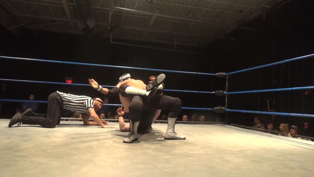 Slick Willy vs. Ultimo Pachuco - Premier Pro Wrestling PPW Resilience