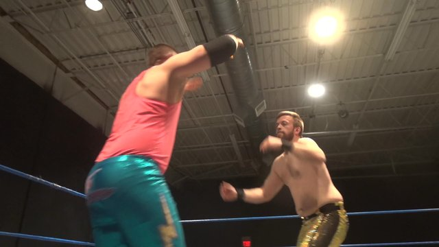 Marcus Smith vs. Not Bad Chad  - Premier Pro Wrestling Resilience