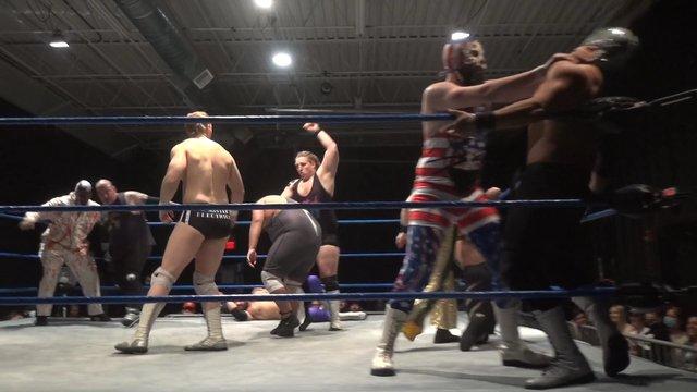 All Japan Style Battle Royal - Premier Pro Wrestling PPW Resilience