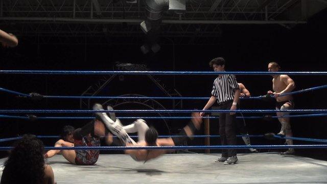 Matt Vine, Iniestra & Pancho vs. Chase Gosling, Semsei & Jose Acosta - Premier Pro Wrestling PPW #347