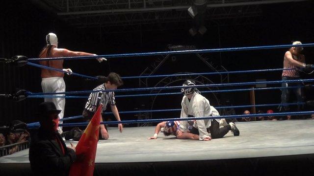 American Beard & Moondog Murray vs. Imperial Empire - Premier Pro Wrestling PPW Fortitude