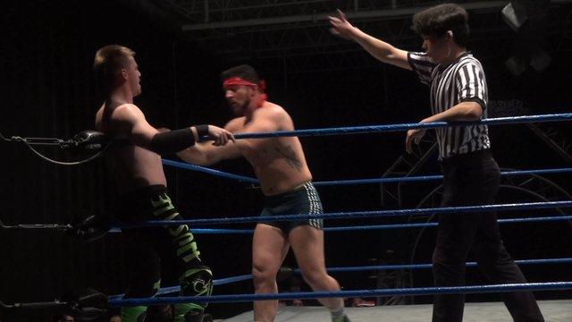 Charlie Hustle (c) vs. Uncle Nate - Premier Pro Wrestling Fortitude