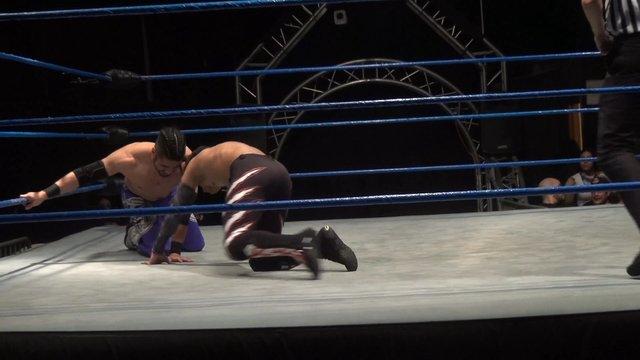 Iniestra vs. Ventura - Premier Pro Wrestling PPW Fortitude