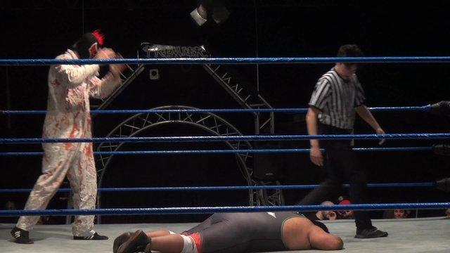 Eddie Cruz vs. Psycho Spawn - Premier Pro Wrestling Fortitude