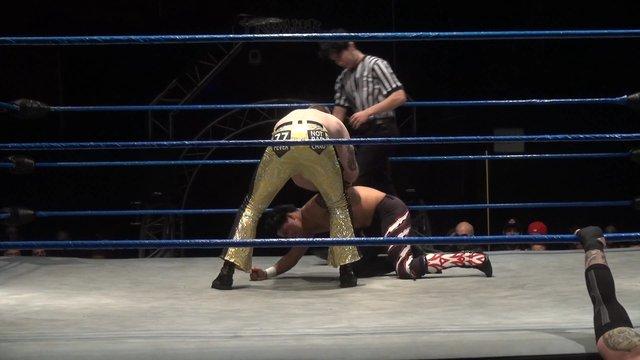 Not Bad Chad vs. Ventura vs. Perish - Premier Pro Wrestling Fortitude