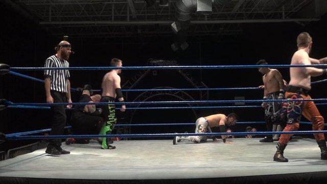 All Japan Style Battle Royal - Premier Pro Wrestling PPW #349