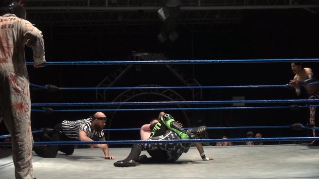 Charlie Hustle & Ventura vs. Pancho & Psycho Spawn - Premier Pro Wrestling PPW #349