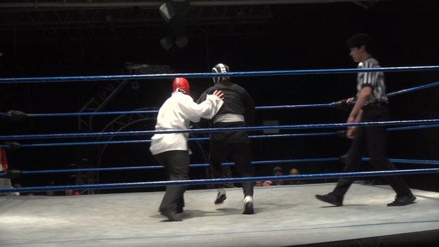 Imperial Empire vs. Zeroes - Premier Pro Wrestling PPW #349