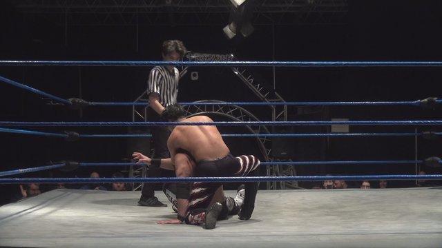 Semsei (c) vs. Ventura vs. Moondog Murray - Premier Pro Wrestling PPW #350