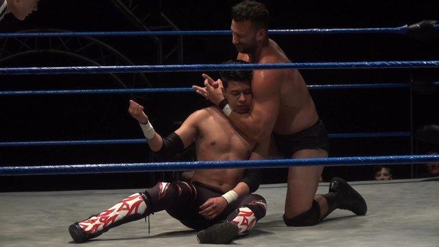 Matt Vine vs. Ventura - Premier Pro Wrestling PPW #351