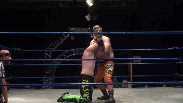 Not Bad Chad vs. Charlie Hustle - Premier Pro Wrestling PPW #352