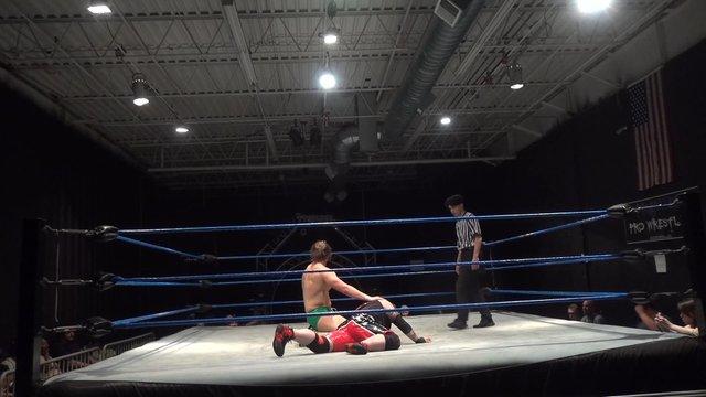 Chase Gosling vs. Perish - Premier Pro Wrestling PPW #352