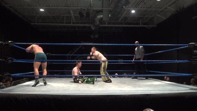 Uncle Nate (c) vs. Not Bad Chad vs. Charlie Hustle - Premier Pro Wrestling PPW Betrayal