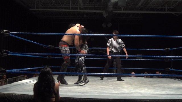 Jose Acosta vs. Pancho - Premier Pro Wrestling PPW Betrayal