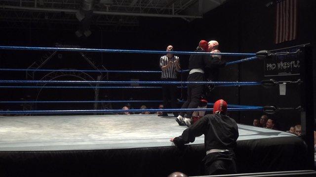 Perish vs. Zero-1 - Premier Pro Wrestling PPW Betrayal