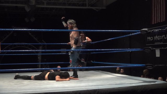 Eddie Cruz & Moondog Murray vs. Psycho Spawn & Eye Ortiz - Premier Pro Wrestling PPW Betrayal