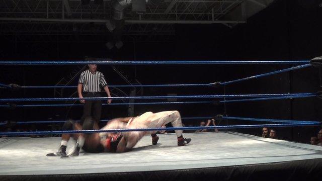 Psycho Spawn vs. Tim Castle - Premier Pro Wrestling PPW Betrayal