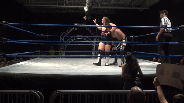 Pancho vs. Slick Willy - Premier Pro Wrestling PPW Betrayal