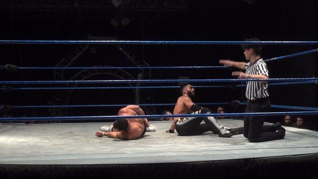 Matt Vine (c) vs. Semsei - Premier Pro Wrestling PPW Betrayal